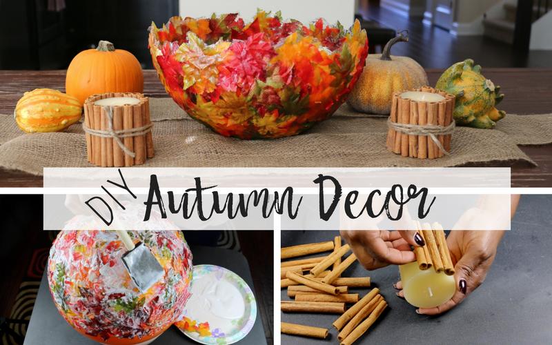 DIY Autumn Decor