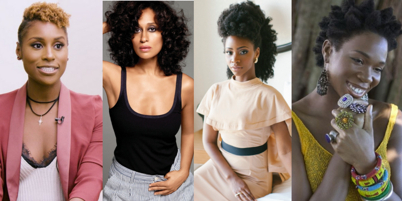 Celebrities Who Embrace Their Natural Hair