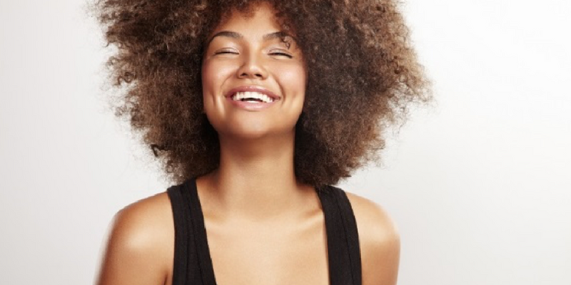 How To Maximize Volume with Fine Natural Hair