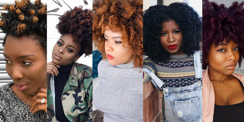 Natural Hair Bloggers You Should Follow