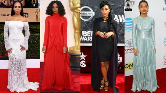 Red Carpet Queens: Four Fashionable Celebs That Never Disappoint