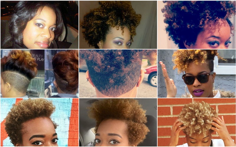The Big Question Should You Big Chop Or Transition To Natural The Maria Antoinette