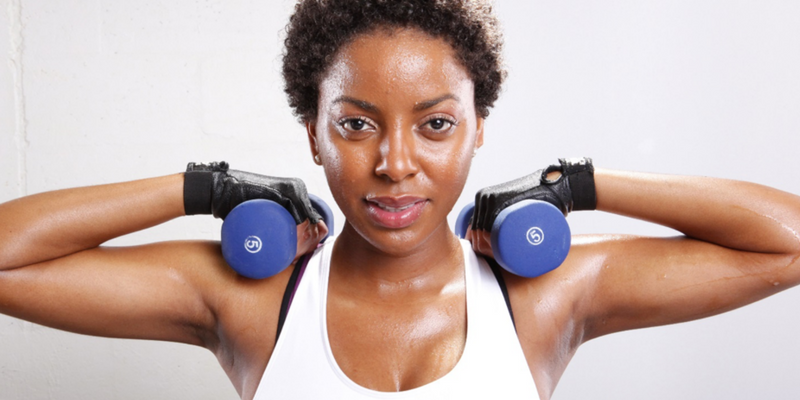 5 Ways to Keep Your Natural Hair Fresh As You Get Fit