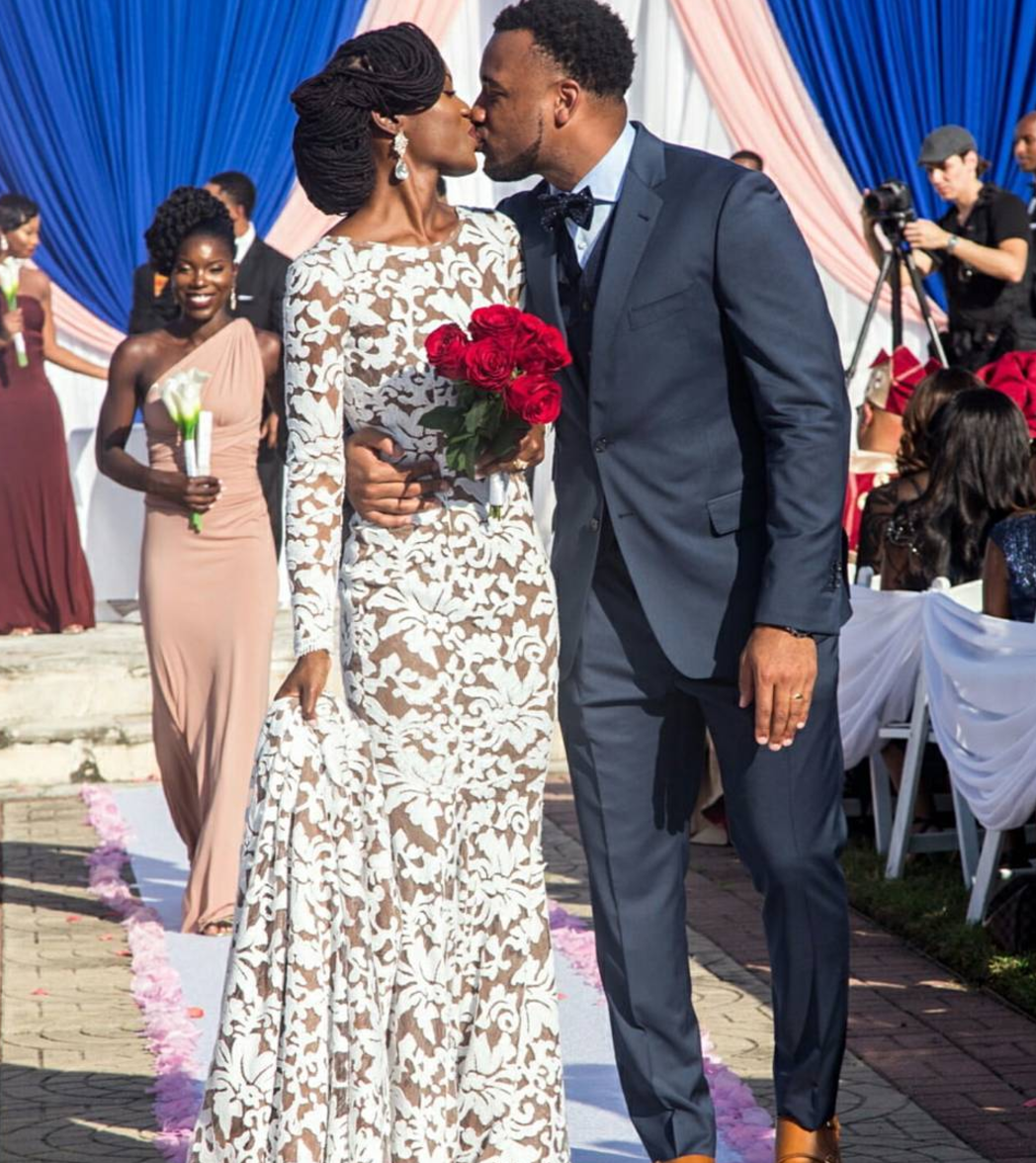 Here Comes the \'Fro: Natural Hair Brides that Slayed their Wedding ...