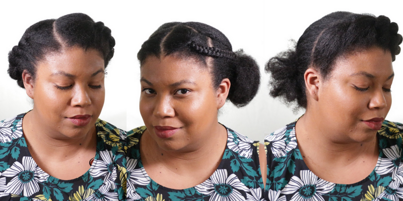 Three Easy Hairstyles for the Mom On the Go