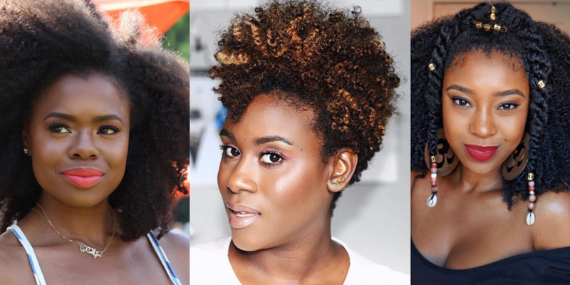 Ten Amazing Type 4 Natural Hair Bloggers & Vloggers to Follow