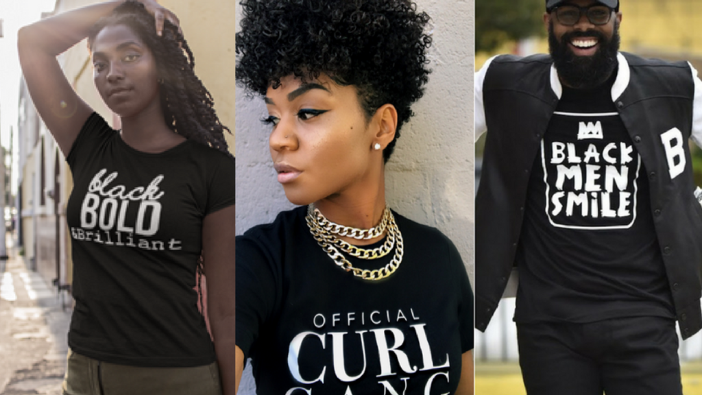 Shopping Black This Black Friday & Small Biz Saturday? Here Are Three Dope AF Shirt Sites To Shop At