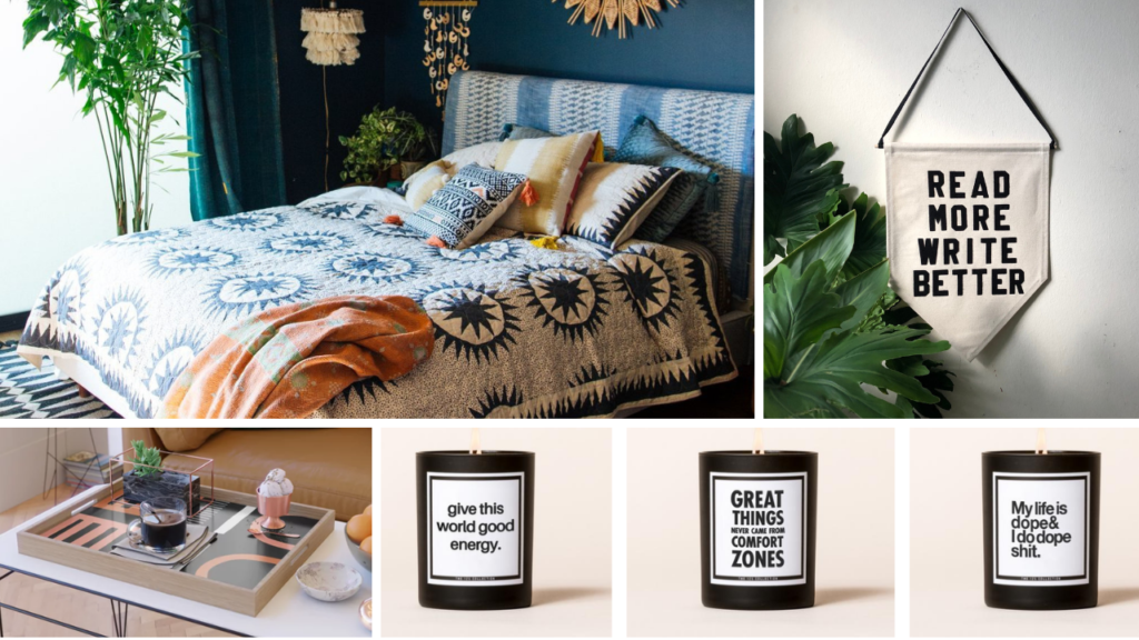 Home Decor Businesses Owned By Black Women