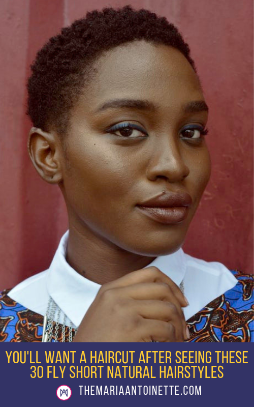 You Ll Want A Haircut After Seeing These 30 Fly Short Natural Hairstyles