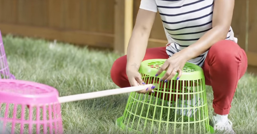 Create an Easy DIY Dollar Store Backyard Obstacle Course
