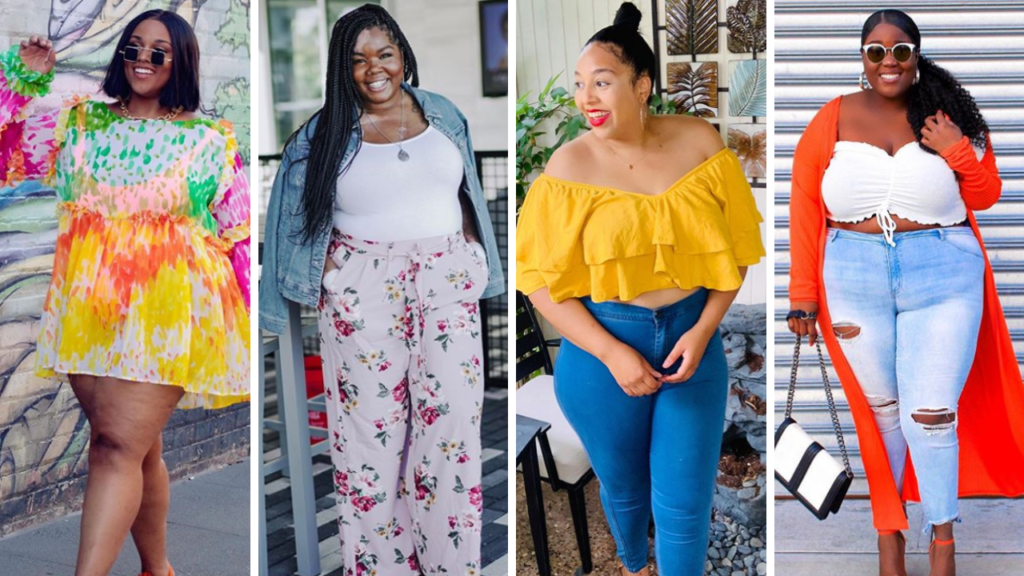 20 Plus-Size Instagram Accounts to Follow for Style Inspiration